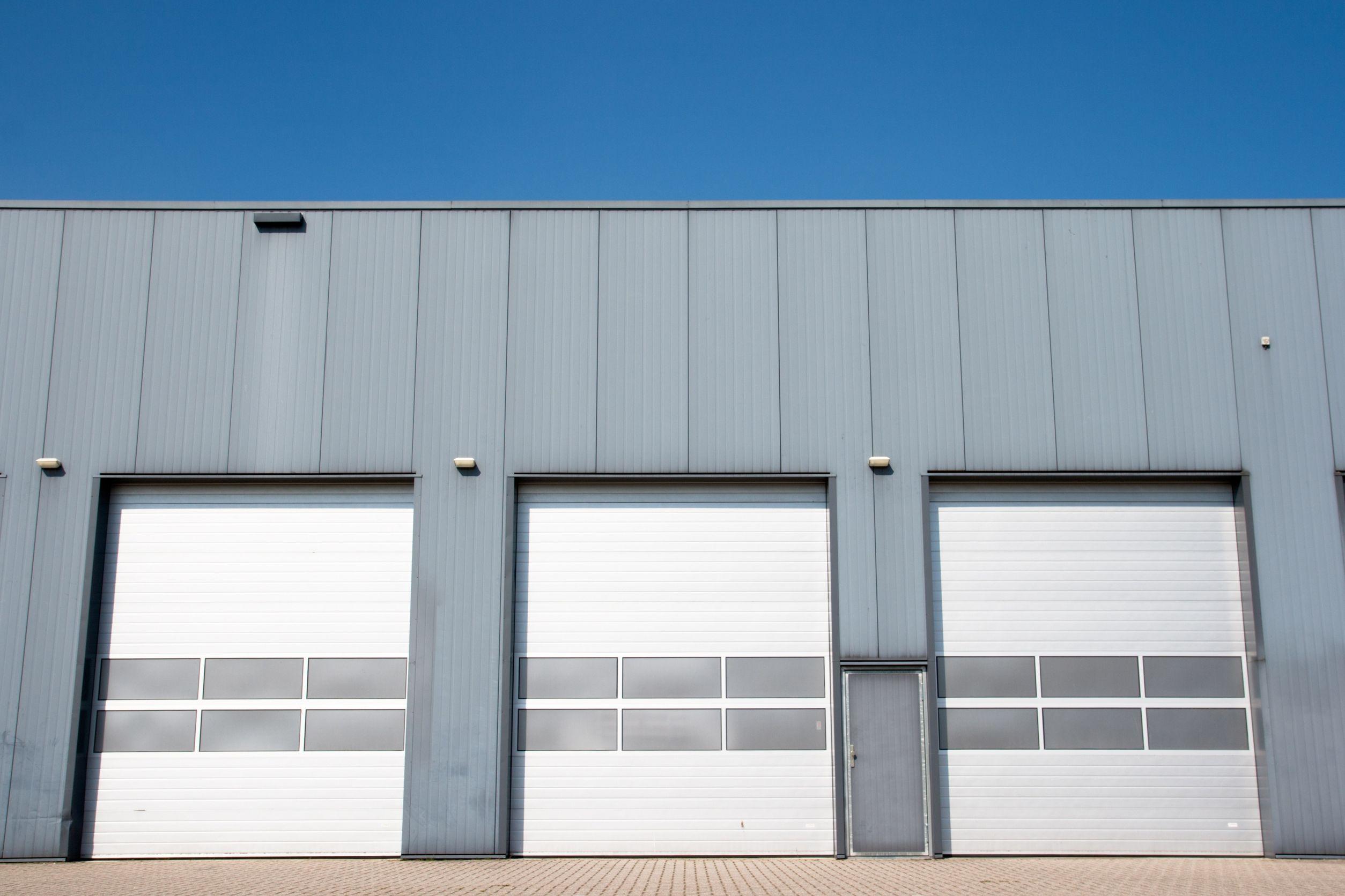 Tipos de puertas de garaje excellent puertas garage with - Tipos de puertas de garaje ...